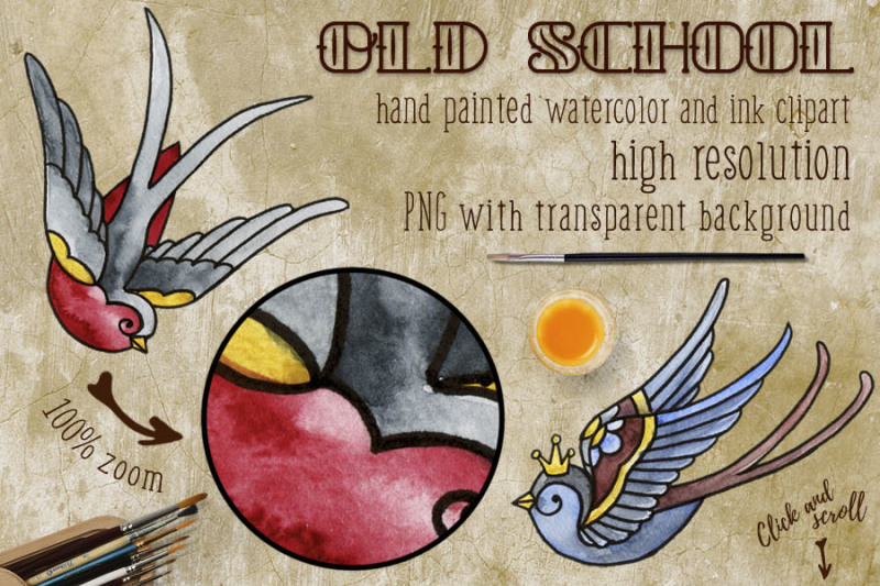 old-school-watercolor-and-ink-set