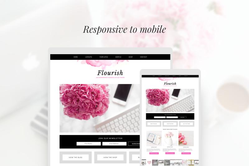 flourish-genesis-wordpress-theme