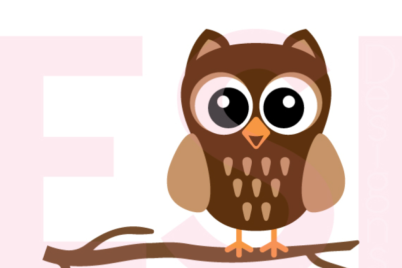 owl-on-a-branch-design-svg-dxf-eps-cutting-files