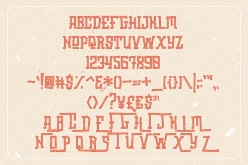 oldstar-typeface