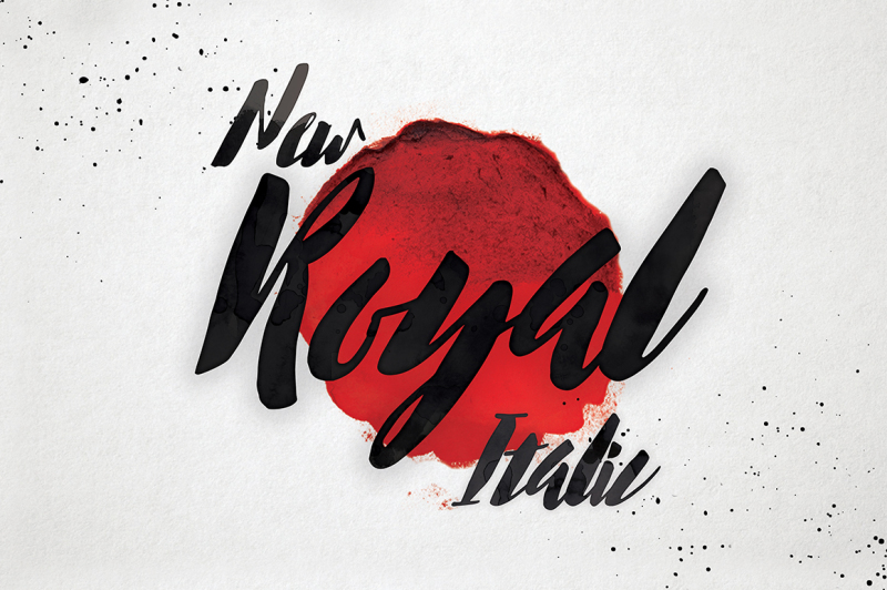 new-royal-italic