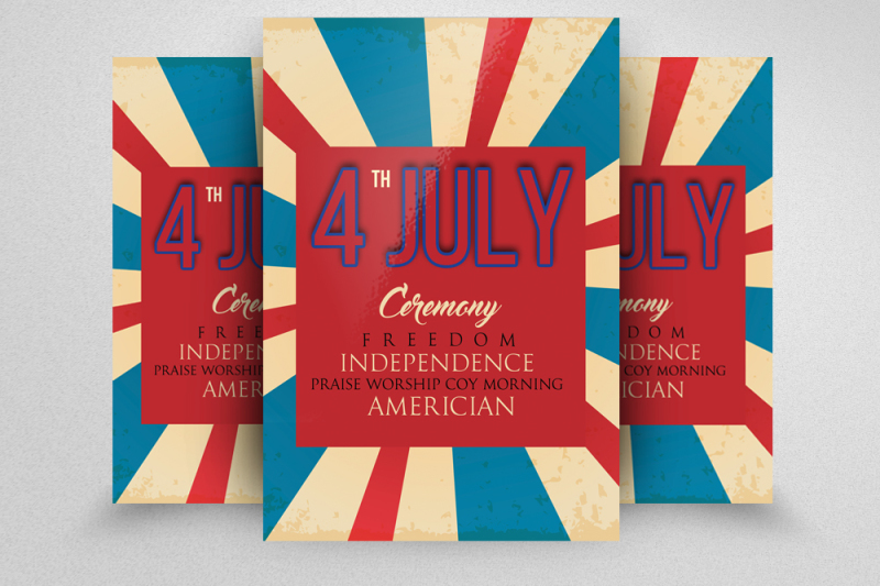 americian-independence-flyer