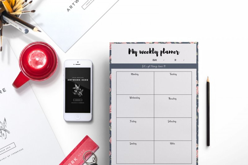 weekly-planner-daily-planner-floral-background