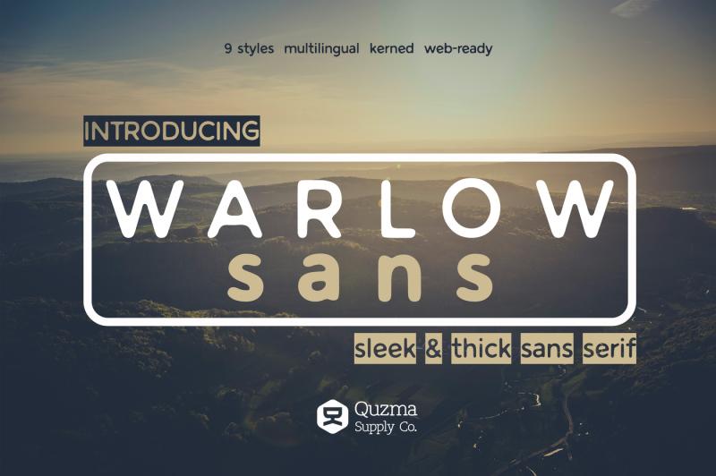 warlow-sans