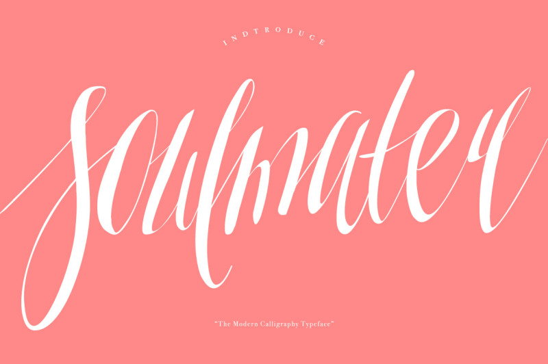 soulmater-typeface