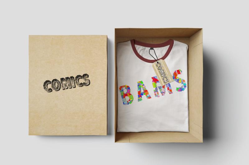 comics-font-vol-1