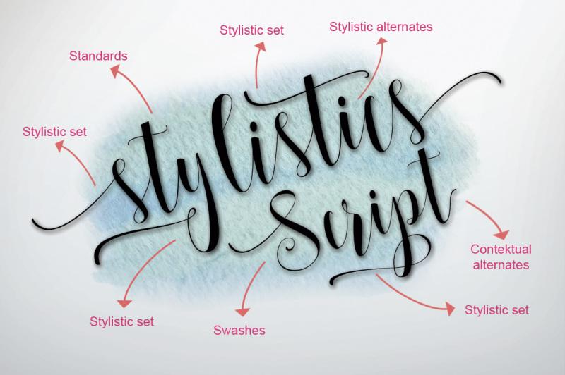 stylistics-script