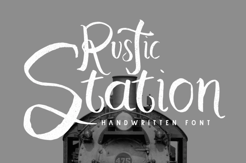 rustic-station