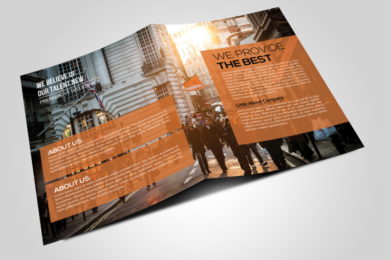 4-pages-business-bi-fold-brochure