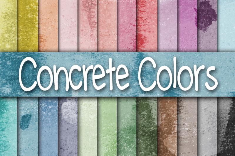 colorful-concrete-wall-textures-digital-paper
