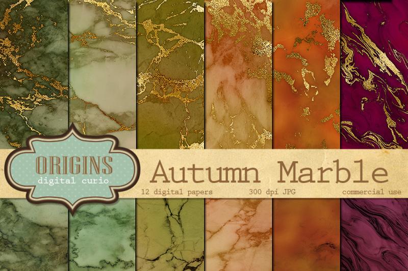 autumn-marble-textures
