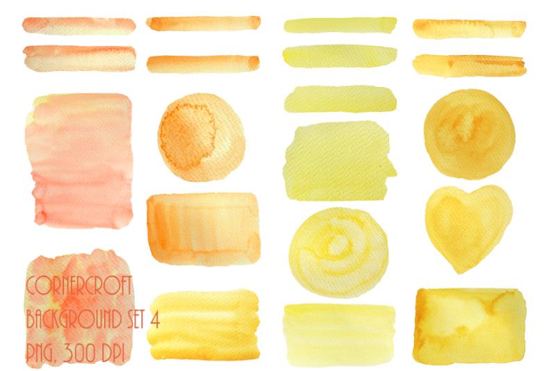 watercolor-background-stroke-orange