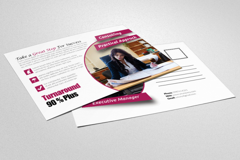 agency-postcard-template