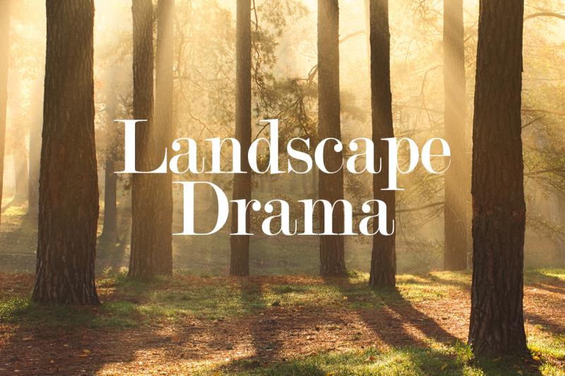 landscape-drama-lightroom-presets
