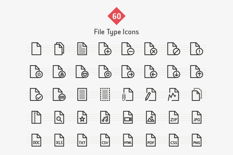 file-type-line-icons-sharpicons