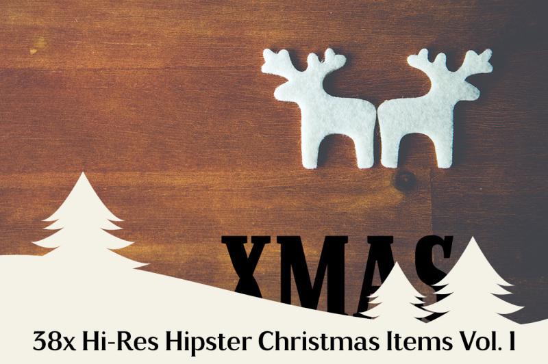 38x-hi-res-hipster-xmas-items-vol-1