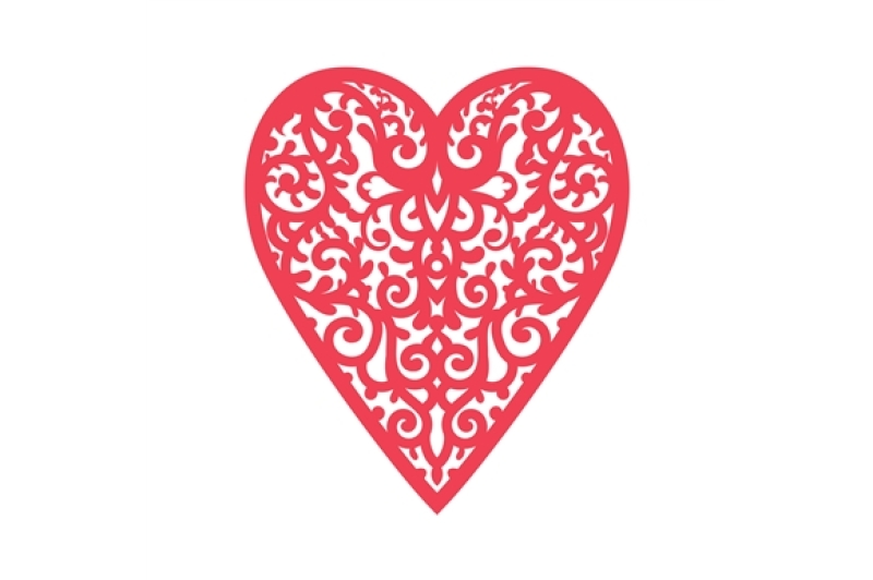 template-heart-with-flowers-for-laser-cutting-chipboard-scrapbooking