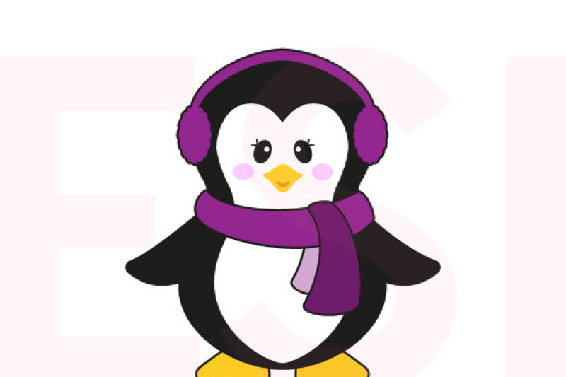 winter-christmas-penguin-design-1-svg-dxf-eps-cutting-files