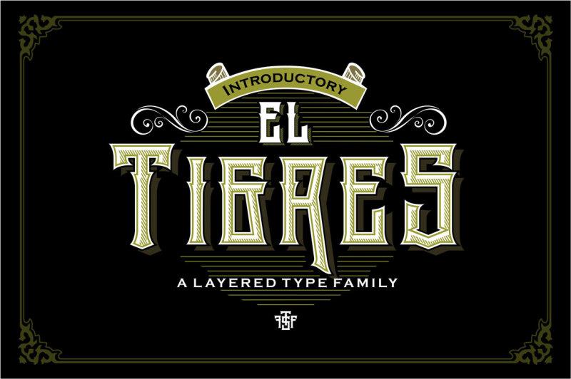 el-tigres-typeface