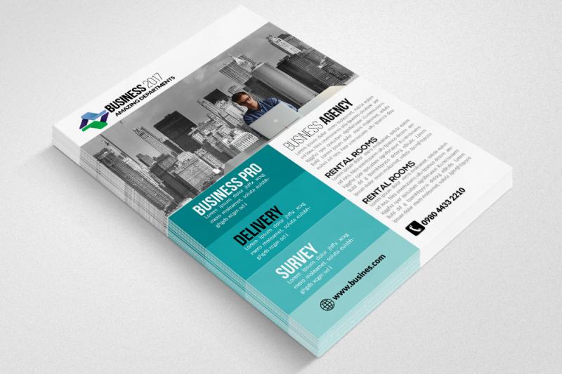 creative-flyer-template