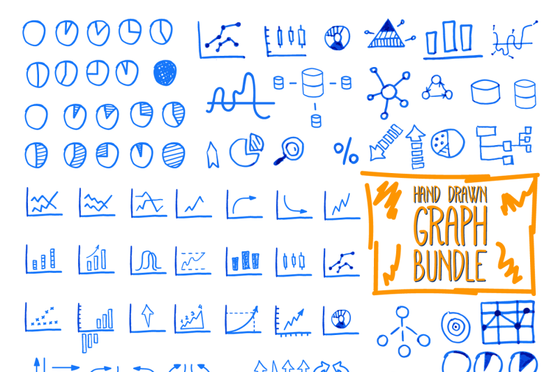 hand-drawn-icons-and-elements-set
