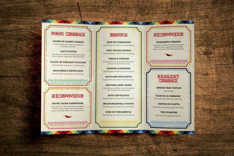 mexican-food-menu-template