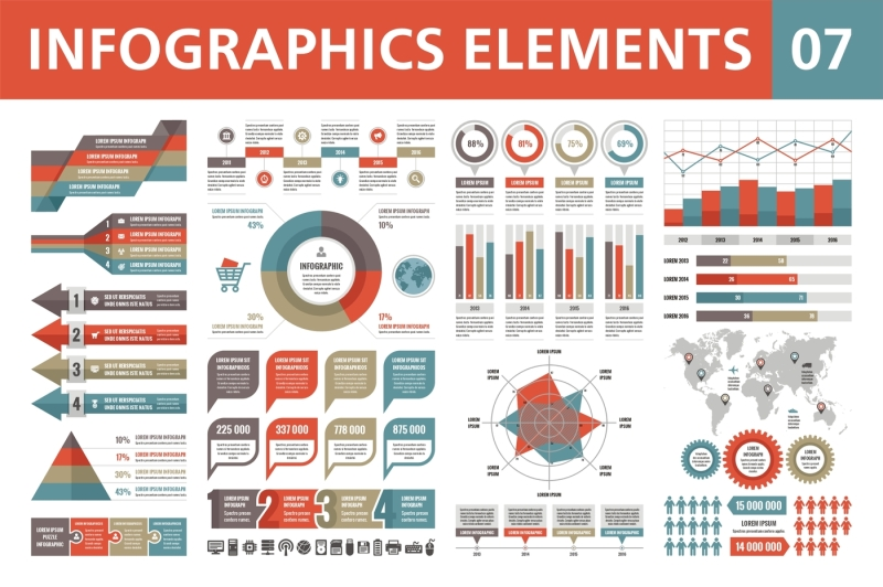 infographics-elements-vector-set-7