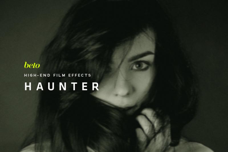 haunter-action