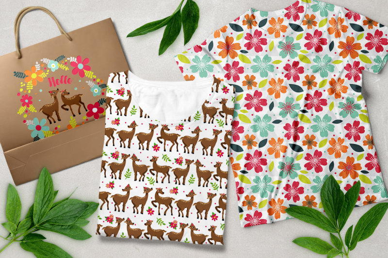 cute-forest-set