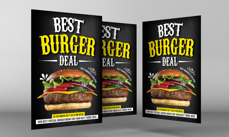 fast-food-promo-flyer-template