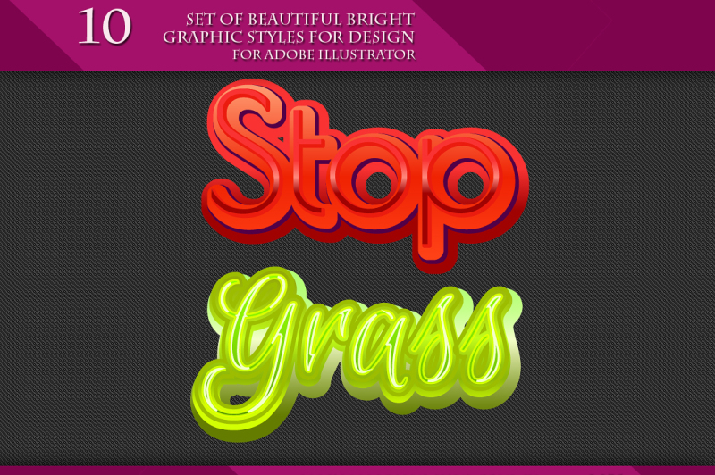 set-of-beautiful-various-graphic-styles-for-design