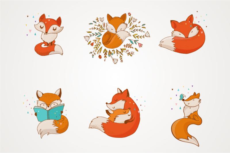 fox-cute-characters