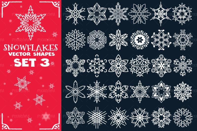 decorative-snowflakes-vector-shapes-set-3