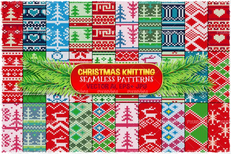 christmas-seamless-knitting-pattern