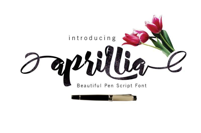 aprillia-script