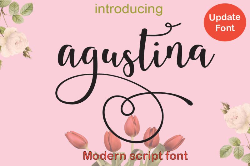 agustina-update