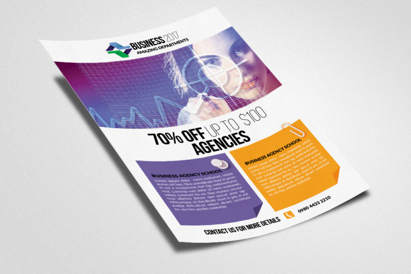 new-business-flyer-template