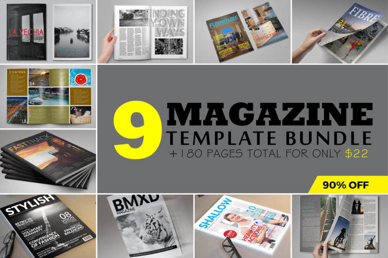 mega-bundle-magazine-collection