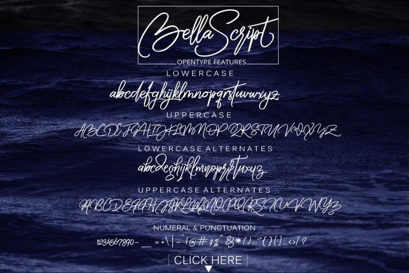 bella-script-swash