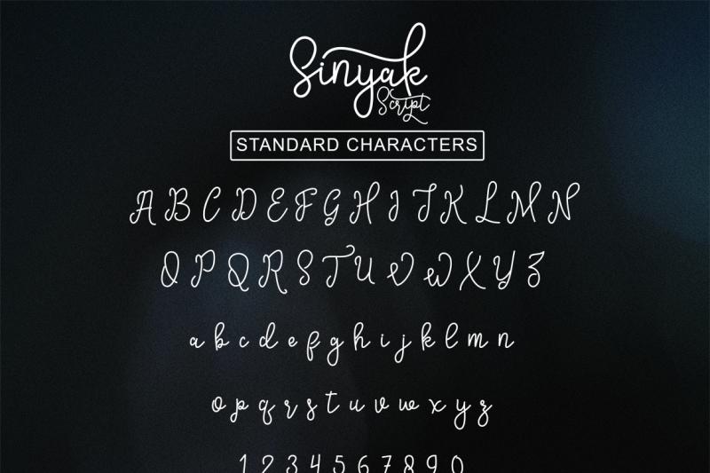 sinyak-script