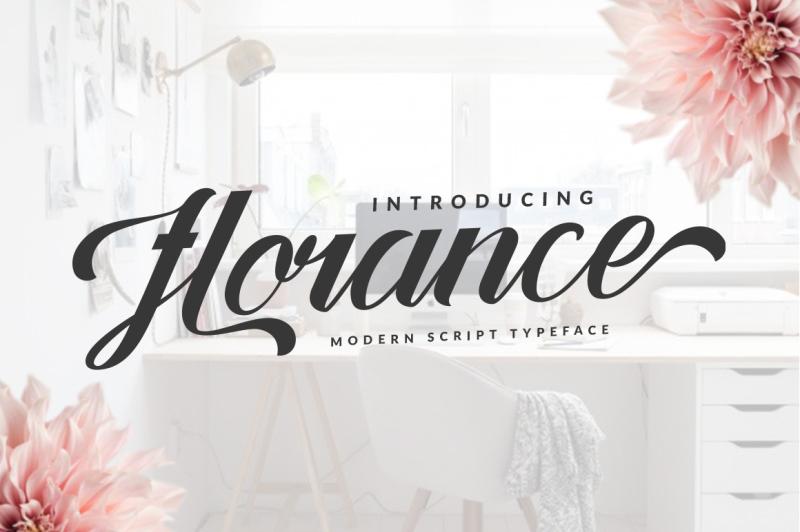 florance-script