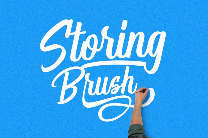 storing-brush