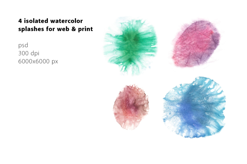 colorful-watercolor-psd-and-png-bundle