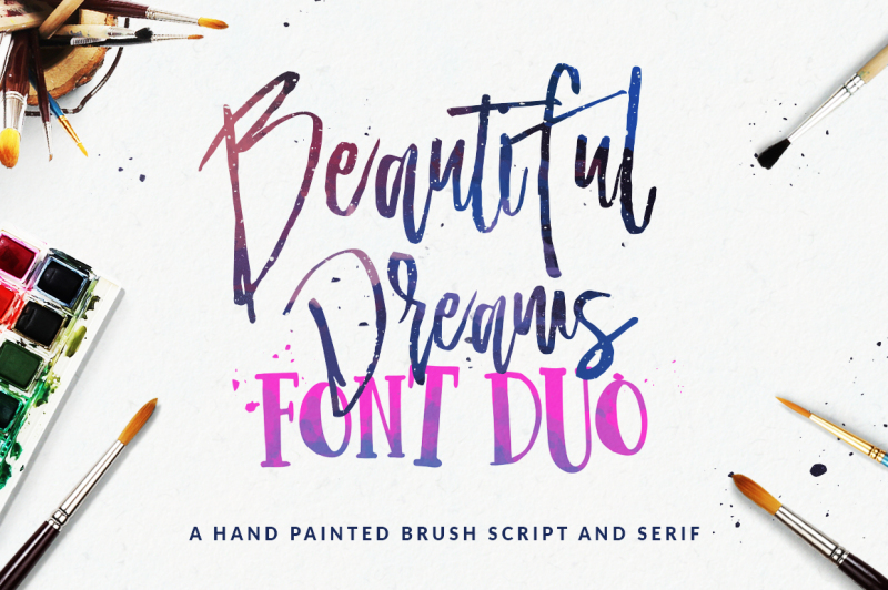 beautiful-dreams-font-duo