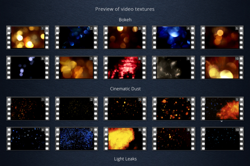 cinematic-pack-of-video-textures