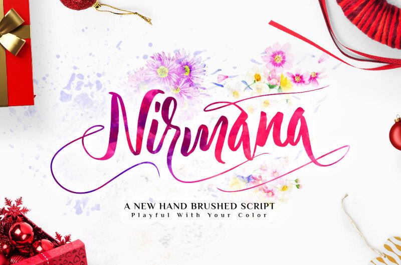 nirmana-typeface