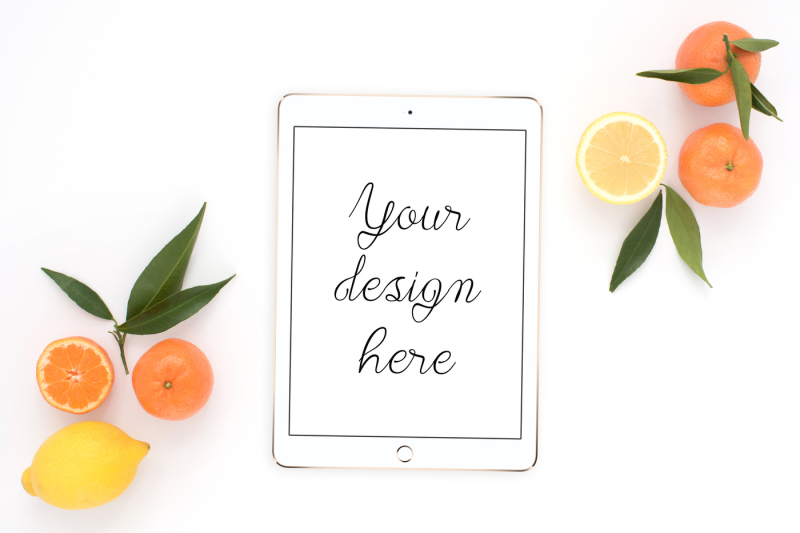 Free Tablet styled stock photography (PSD Mockups)