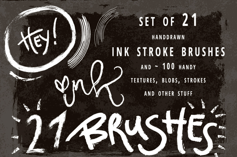 set-of-21-ink-brushes-for-ai