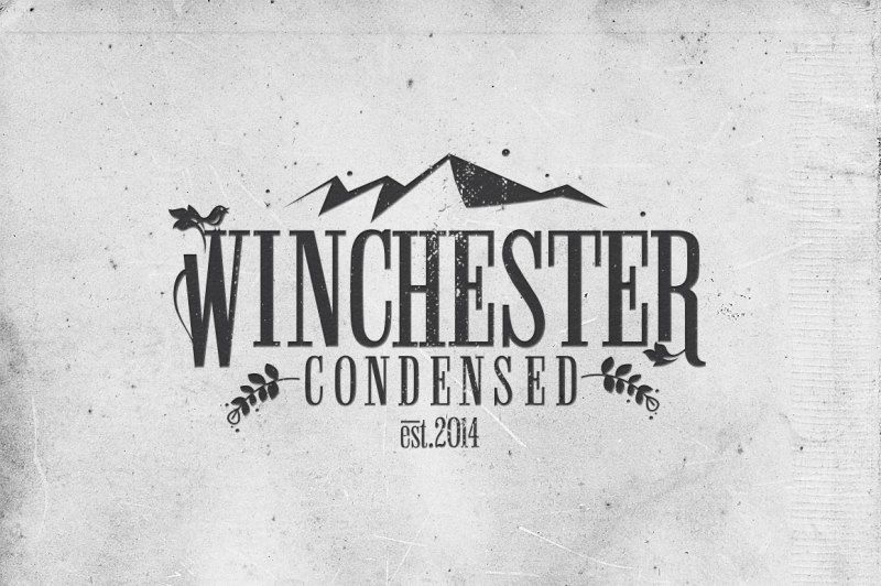 winchester-condensed-font