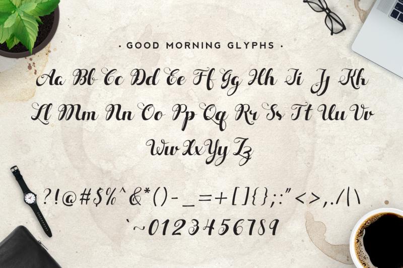 good-morning-script